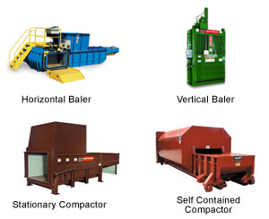 Waste and Recycling Equipment Service